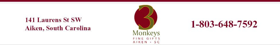 3 Monkeys Gifts